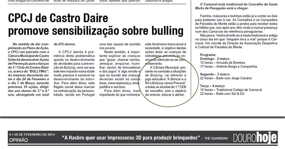 jornal douro HOJE